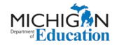 Michigan Department of Education | Bright Track